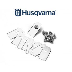 kit lame di ricambio robot rasaerba Husqvarna